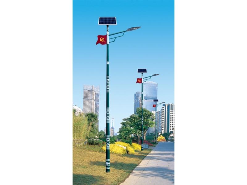 兰州特色定制太阳能路灯