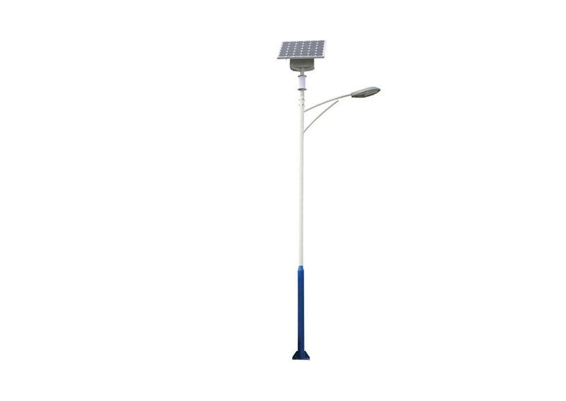 太阳能路灯安装