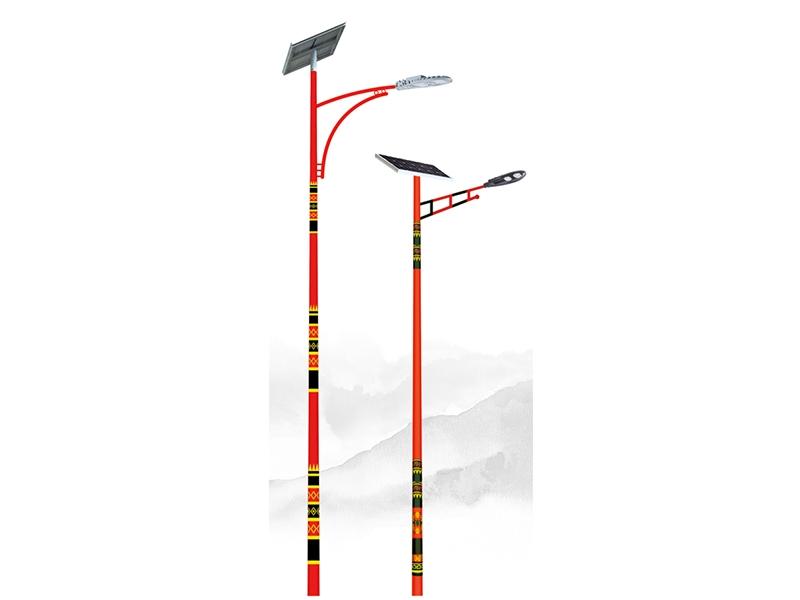 特色定制太阳能路灯